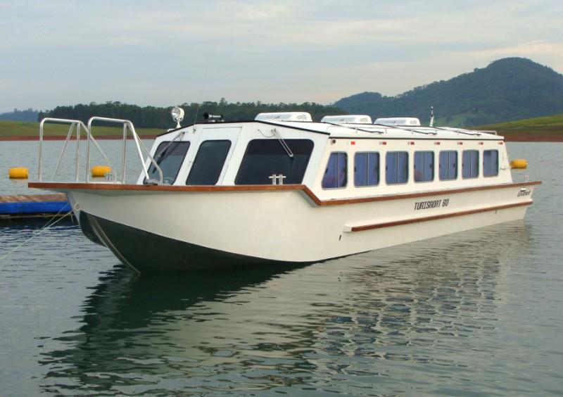 Modelo Turisboat 60 / Foto: Divulgação